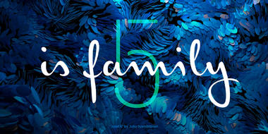 Good Type part 5: Good type is family.