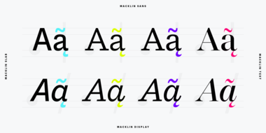 What are font superfamilies?