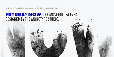 The next century of Futura.