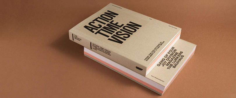 Action Time Vision, published by Unit Editions in 2016.
