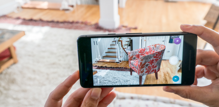 Holograms for home: how Wayfair is using augmented reality to transform the shopping experience.